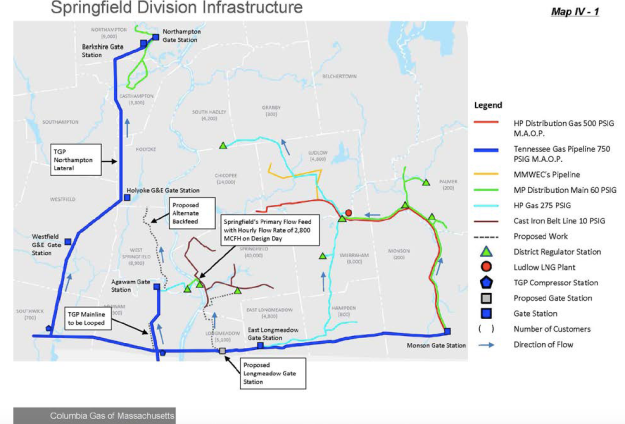 CMA Springfield Division Map