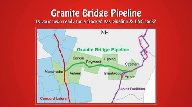 Granite Bridge Pipeline Open House Epping