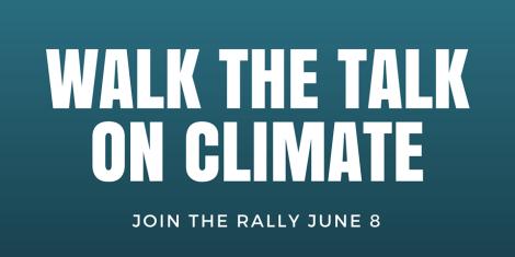 Walk the Talk on Climate - Copley Square