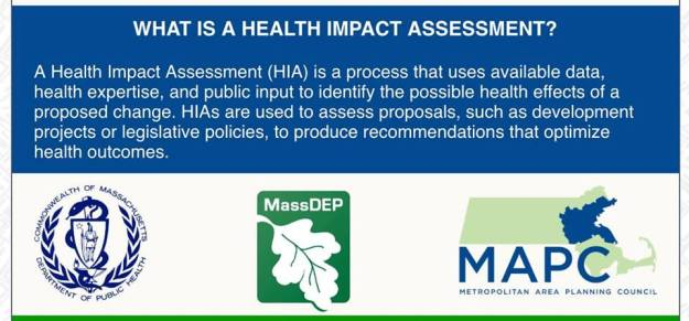 Health Impact Assessment - Weymouth