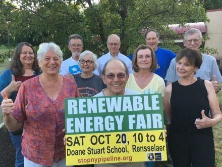 Renewable energy fair