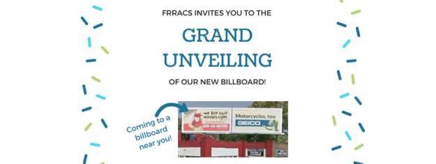 FRRACS 9-17-18 Billboard Unveiling