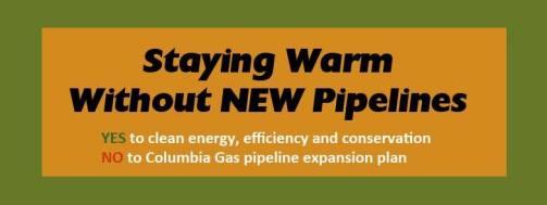Stop Columbia Gas Pipeline Expansion - Northampton