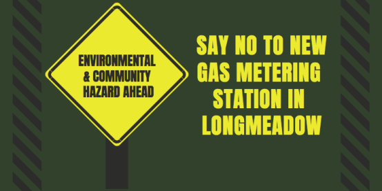 Longmeadow gas metering station