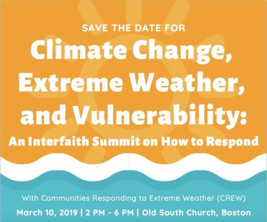 climate change and extreme weather summit