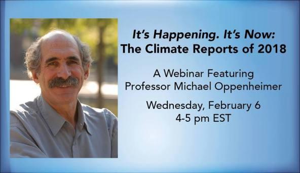 climate change reports webinar 2-6-19