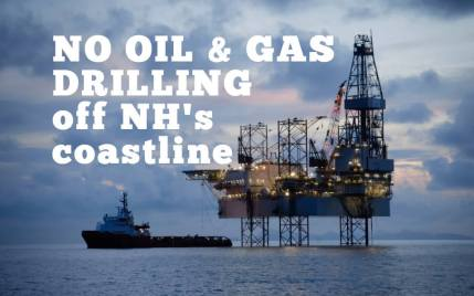 No Oil Drilling Off NH
