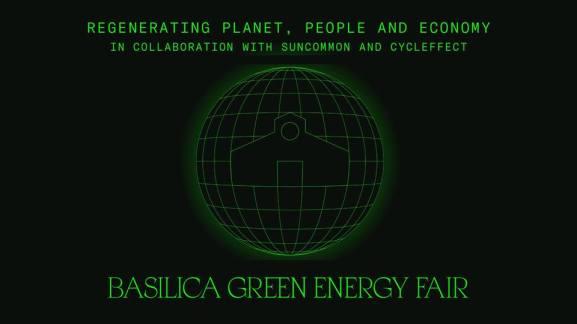 Basilica Green Energy Fair
