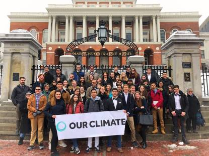 Our Climate Youth Lobby Day