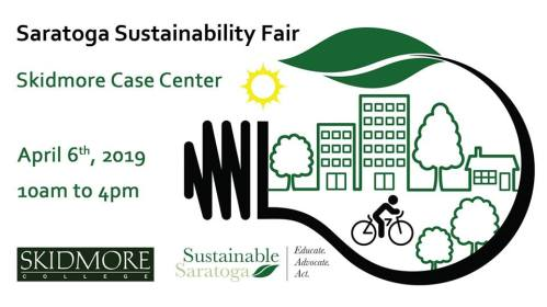 Saratoga Sustainability Fair
