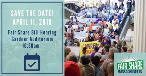 Fair Share Bill Hearing