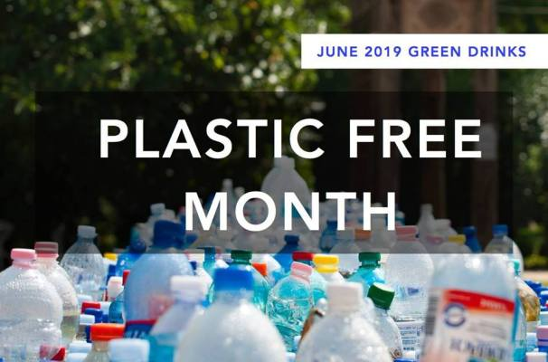 Plastic Free Month