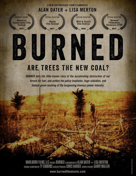 Burned documentary