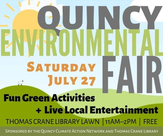 Quincy envoronmental fair
