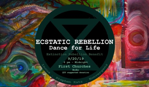 Ecstatic Rebellion Dance for Life