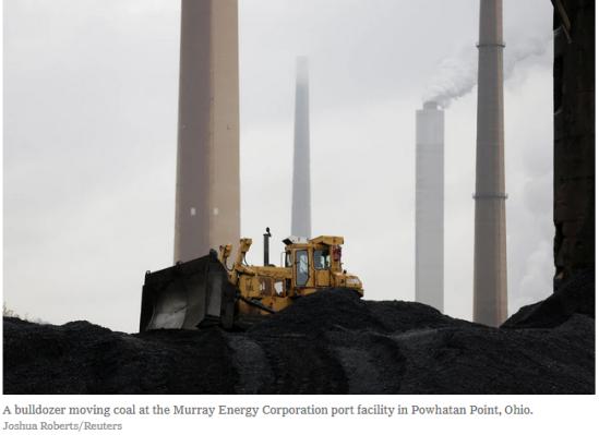 coal bankruptcies