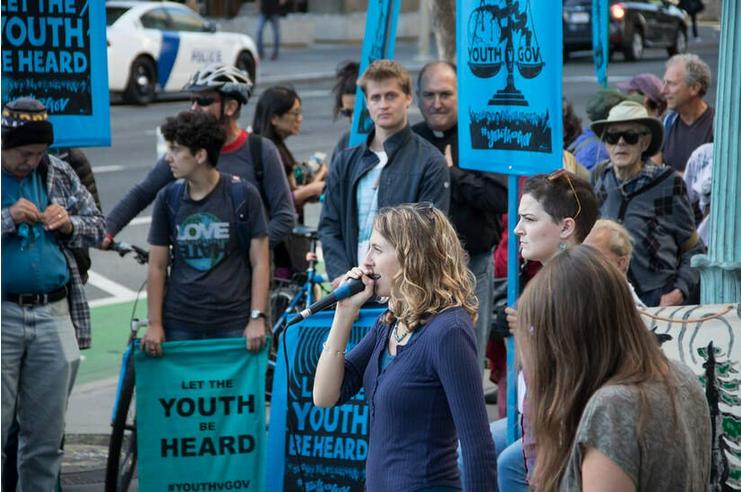 Oregon youth climate case