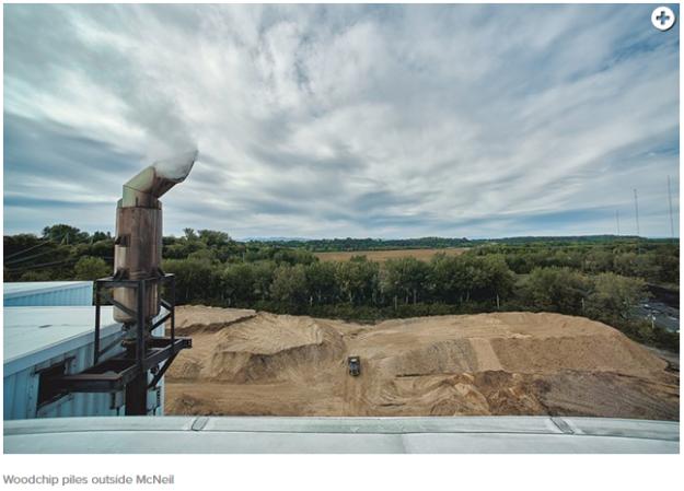 VT biomass on pause