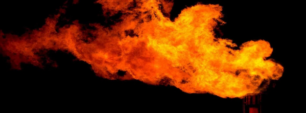 gas flare image