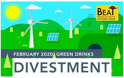 Green Drinks Feb 2020 Divestment