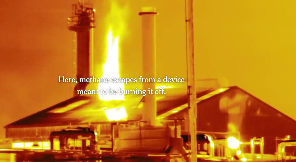 methane super-emitters