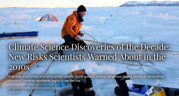 climate science decade