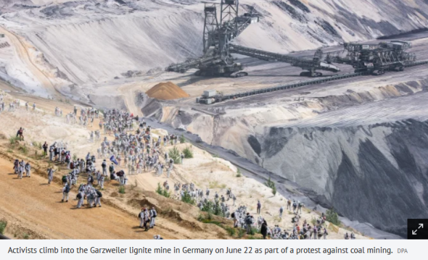 Germany shuts down coal
