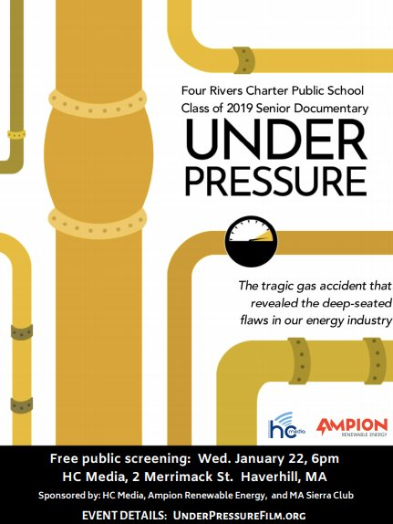 Haverhill Under Pressure
