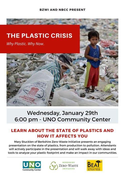 plastics at UNO