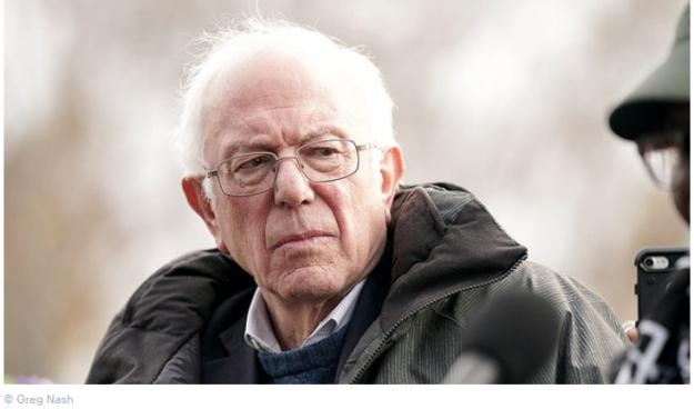 Bernie's fracking ban