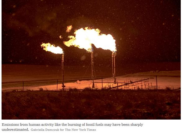 methane study