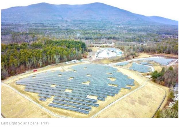 Saugerties solar