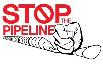 Stop the Pipeline - logo