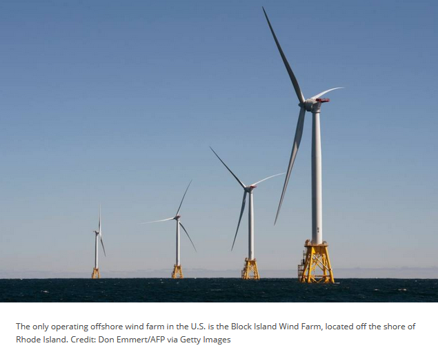 coronavirus disrupts offshore wind