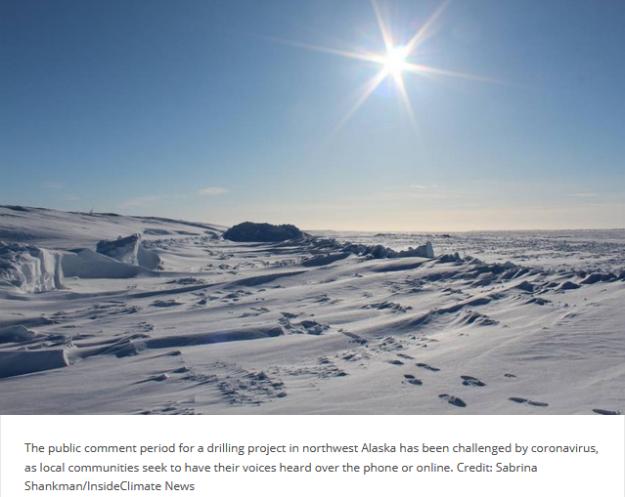 ConocoPhillips arctic drill plans