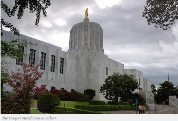Oregon develops biogas