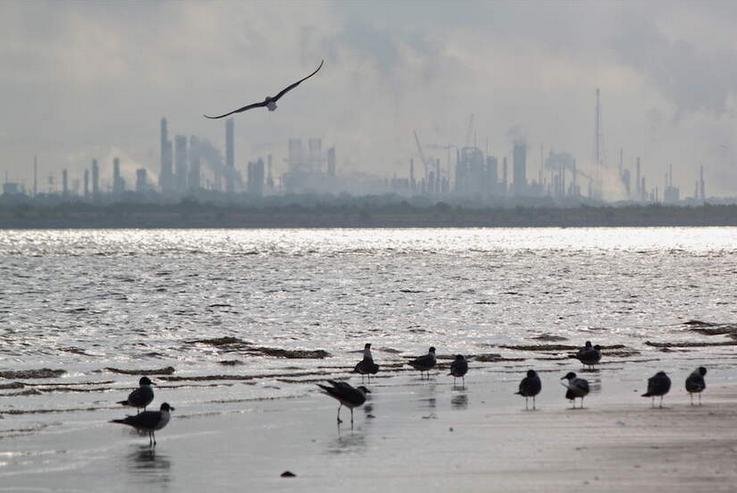 refineries shutting down