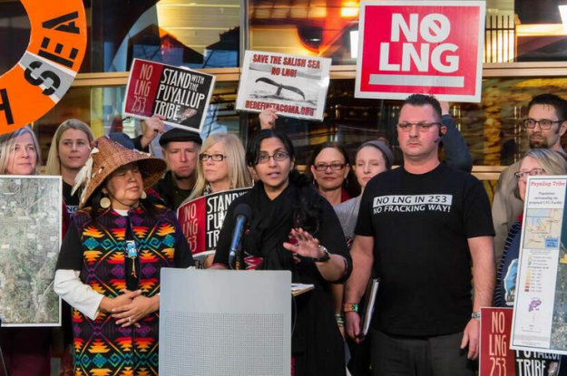 LNG unmasked