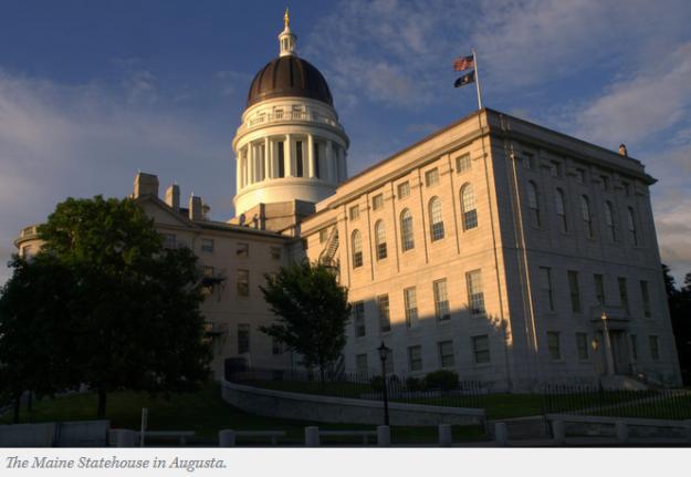 Maine proposes public utility