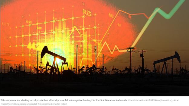 oil chaos