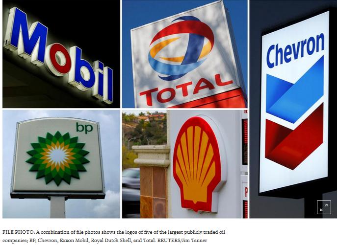 oil majors reveal fantasy gap