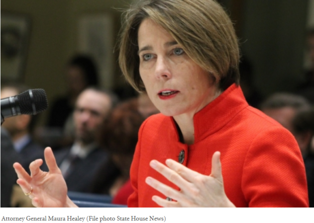 AG Healey planning ahead