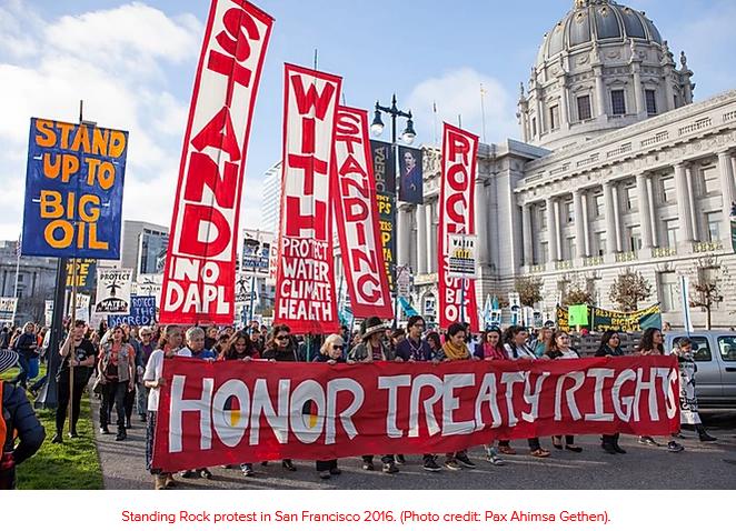 honor treaty rights