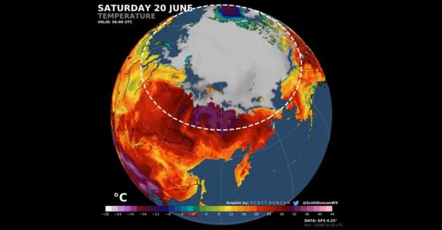 simmering Siberia