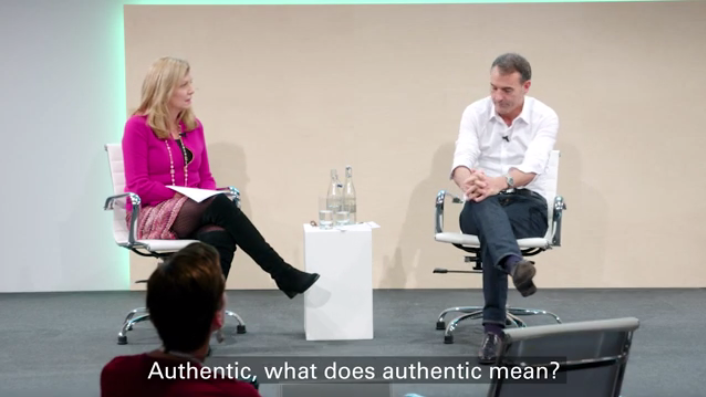 what authentic means
