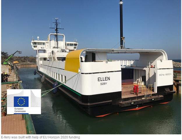 E-ferry