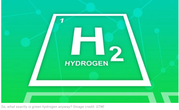 green hydrogen explained