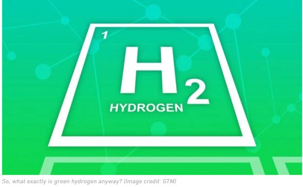 green hydrogen explained