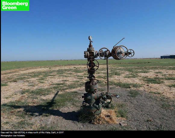 abandoned gas well