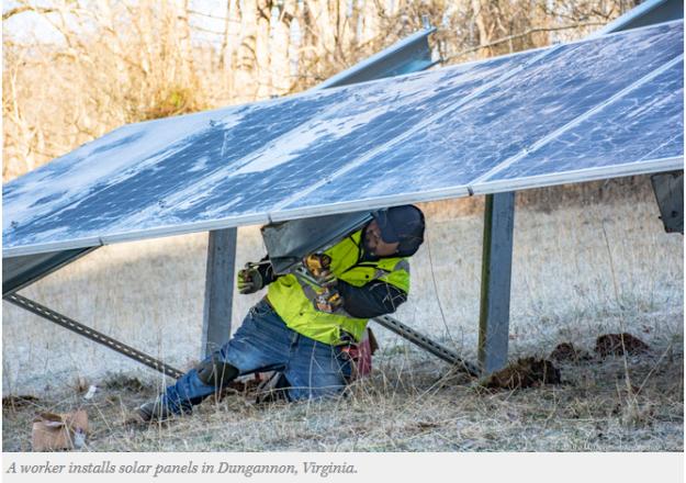 Appalachian solar